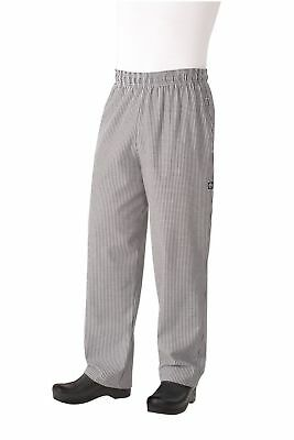 Chef Works Men's Essential Baggy Chef Pant