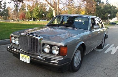 1989 Bentley Mulsanne  Bentley Eight