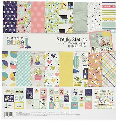 Simples étages Domestic Bliss Collection Kit, Multicolore