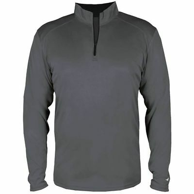 Badger Youth B-Core 1/4 Zip Pullover