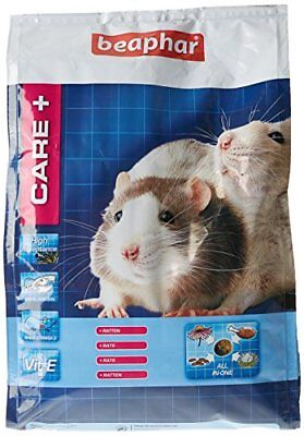 Beaphar - Care+ alimentation super premium - rat - 1,5 kg