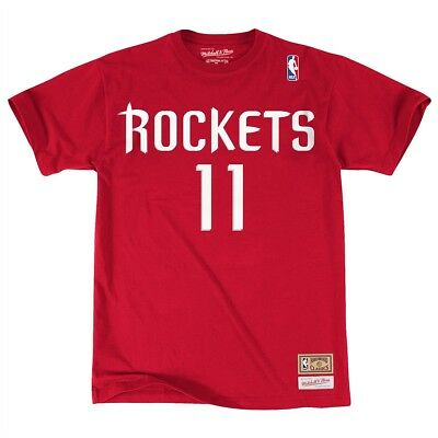 YAO MING HOUSTON Rockets Mitchell   Ness NBA Rookie Authentic Jersey ... fdf20d93a