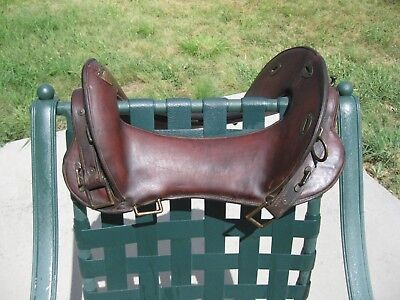 McClellan US Cavalry Saddle (SEAT ONLY)