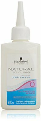 Schwarzkopf Natural Styling Classic Glamour 0 Lotion Permanent 80 ml