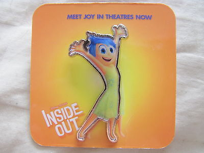 Disney Trading Pins 109833 AMC Theaters - Inside Out - Joy