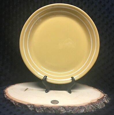 Retired Ragon House Yellow Ware Reproduction Farmhouse/ ? Pie Plate Yellowware