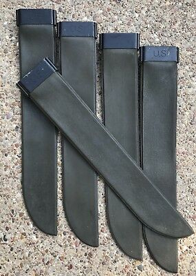 One (1) 1966 NOS Vietnam Era US Army USMC Jungle Machete Sheath cover Marmac