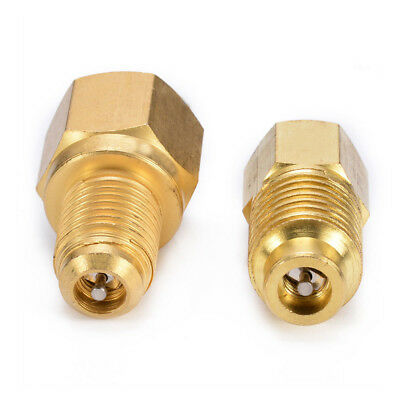 R134 TO R12 R12 to R134a Brass Heavy Duty Recovery Tank