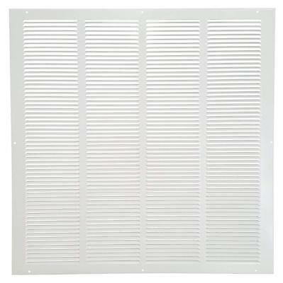 Hart and Cooley 043162 650 20X24 20 inch x 24 inch Steel Return Air Grille