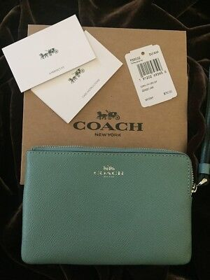Coach Authentic Wristlet New With Tags!