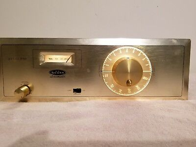 h h scott stereo master 311-d fm(parts only)