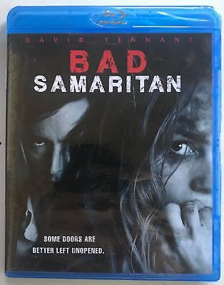 New Sealed Bad Samaritan Blu Ray Free World Wide Shipping But It Now Horror