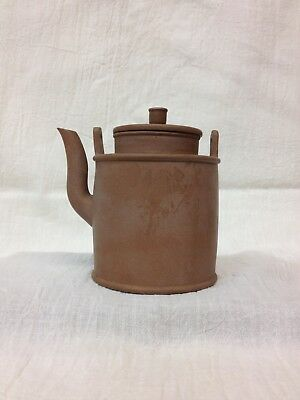 Chinese Yixing Clay Pottery Teapot Small Marked A1