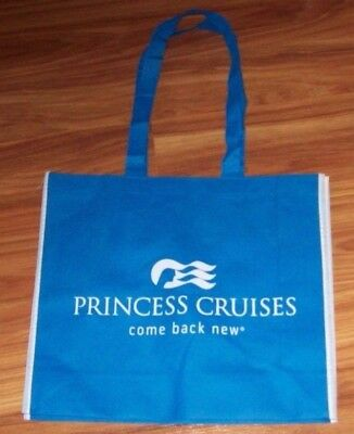 NEW Princess Cruise Lines TOTE BAG COME BACK NEW! Carry All your Belongings!