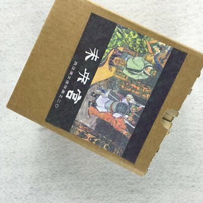 """China old Comic books """"Of the western han dynasty  """" Picture Books Book Set d01"""
