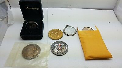 Lot of Specialty Coins and Gold and Silver Flakes