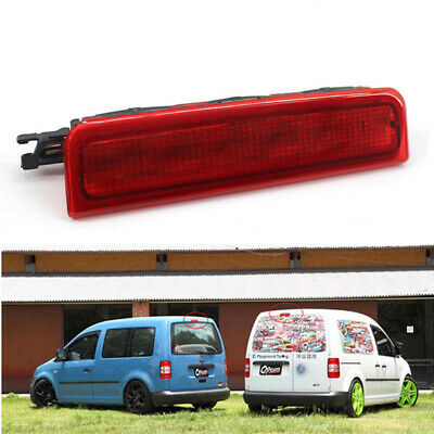 Third 3RD Centre High Level Rear Brake Stop Light Lamp For VW Caddy MK3 04-15