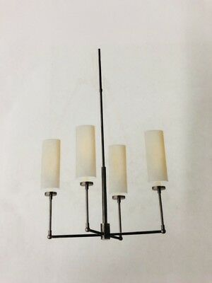 New Williams Sonoma Griffin Chandelier~Oiled Bronze~Pottery Barn $599