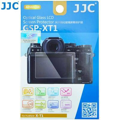 JJC GSP-XT1 Optical GLASS LCD Screen Protector Film for Fujifilm X-T1 X-T2 _AU