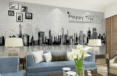 E137 Customized Wall Painting Murals Non-woven Fabrics Decoration Wallpaper M