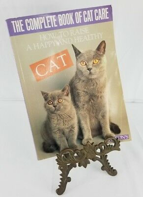 Barron's The Complete Book Of Cat Care