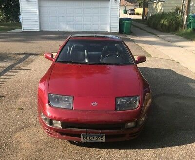 1991 Nissan 300ZX factory 1991 300zx non-turbo, 5 speed T-tops