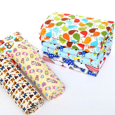 New Cartoon Baby Nappy Changing Pad Washable Printed Nappy Diaper