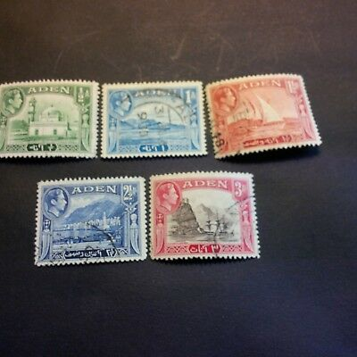 Aden Used (Lot 2)