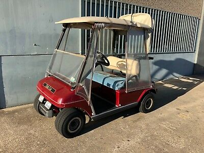 RARE Club Car DS Petrol Gas Golf Cart Buggie Buggy Kawasaki Engine