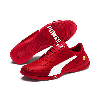 PUMA SCUDERIA FERRARI Kart Cat III Shoes Men Shoe Auto
