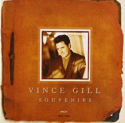 Souvenirs by Vince Gill