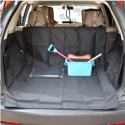 Mat Seat Cargo Cover For SUV Waterproof Pet Dog Trunk Hair Dirt Protector Liner