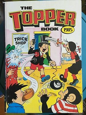 The Topper Book 1985