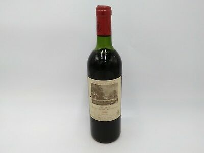120 Chateau DUHART-MILON Rothschild 1982 Pauillac GRAND CRU 0,75 L Bordeaux