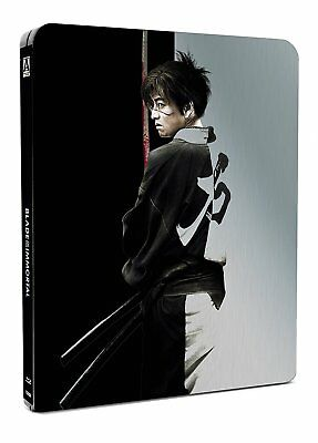 Blade Of The Inmortal Blu-Ray Steelbook Limited Edition Arrow Video Uk