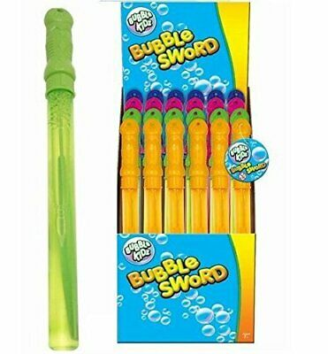 36cm Long Large Bubble Swords and Wands Outdoor Party Summer Toys Magic Fillers