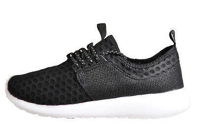 Superlite Victory Accelerator Men's Casual Fitness Shoes Trainers Black