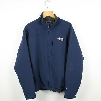 Vintage THE NORTH FACE Apex Navy Blue Full Zip Jacket | Retro Outdoors | Large L