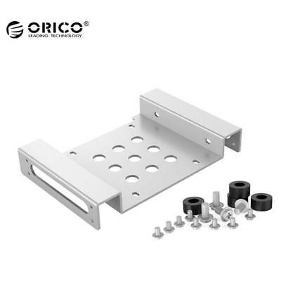 5.25 To 2.5/3.5 in. Hard Drive HDD SSD Adapter Mount For ORICO AC52535-1S