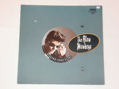 THE BLOW MONKEYS -Digging Your Scene- 12""
