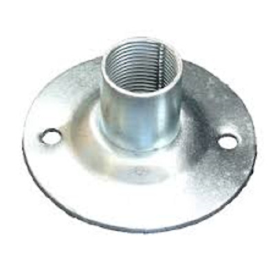 25Mm Galvanised Conduit Female Dome Covers X 25
