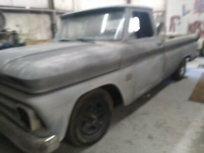 1966 Chevrolet C-10  olid southern truck with no modification that I can see.