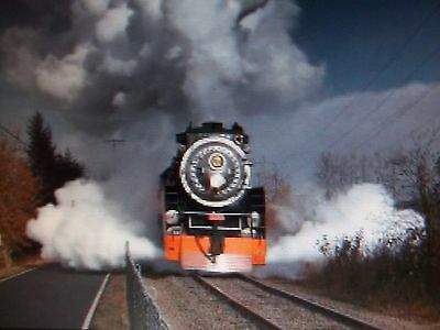 4449 Southern Pacific Daylight Steam Engine Dvd
