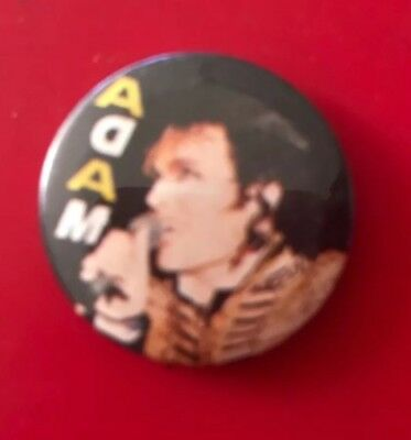Adam (and the Ants) Vintage Badge