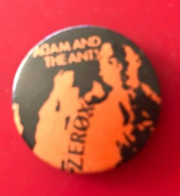 ' Adam and the Ants' Badge