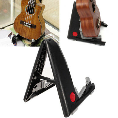 Universal Foldable Frame Guitar Stand Folding Foldable all Guitars Bass Electric
