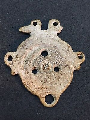 Old Pendant From Solomon Island. Collection Tribal Oceania Melanesia. Shell
