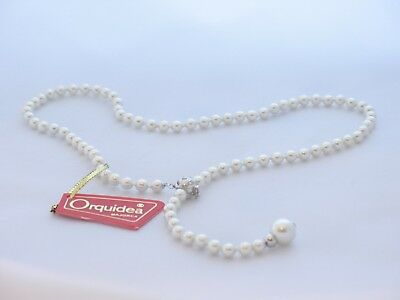 Selection of Mallorcan Pearl and Sterling Silver Jewellery