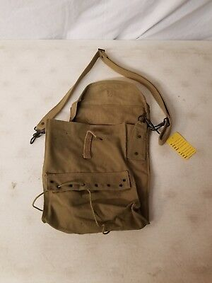 WWII Mussette Bag