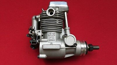 OSFS 26 Surpass Four Stroke Engine -Little Used and Boxed + Original Paperwork